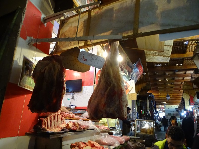 Bazar Carne Fez
