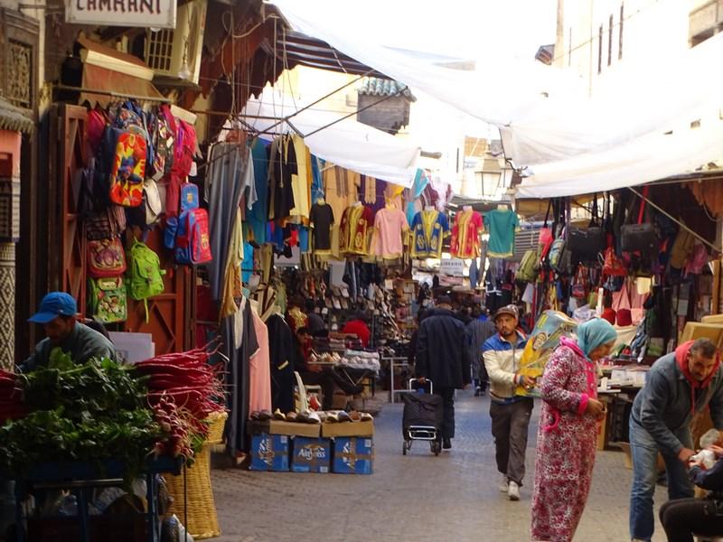 Bazar Fez