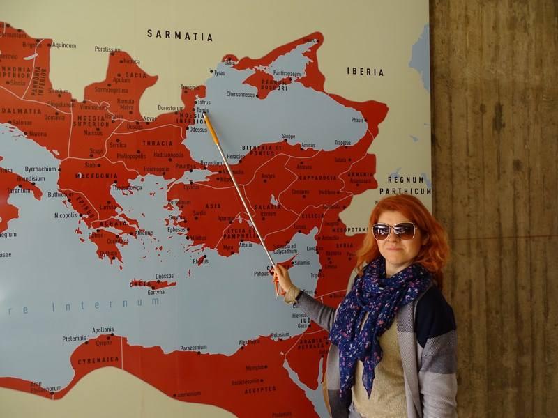 Harta Imperiul Roman