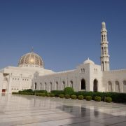 Moschee Muscat Oman