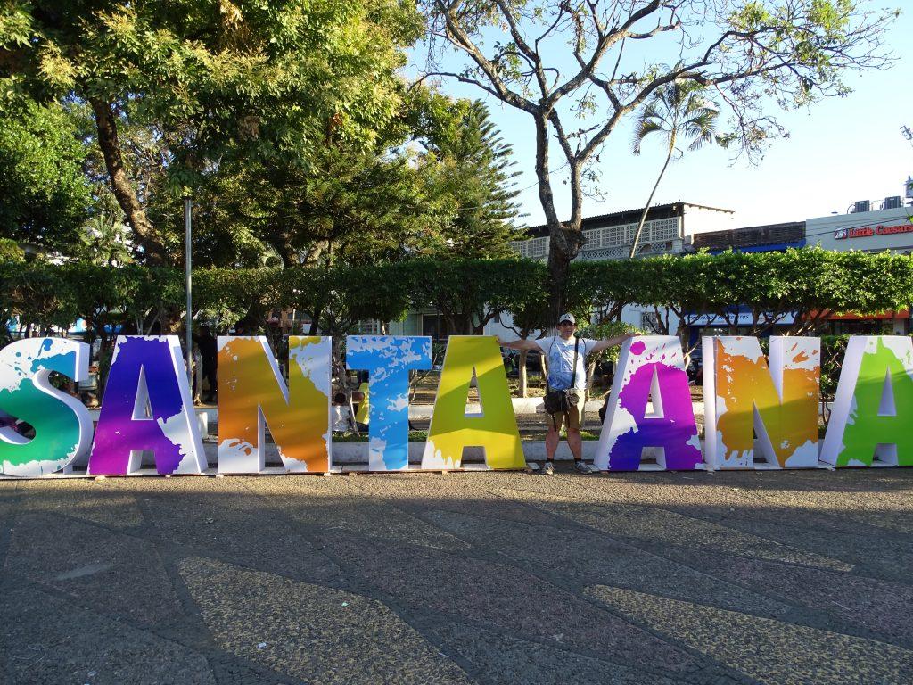 . Semn Santa Ana