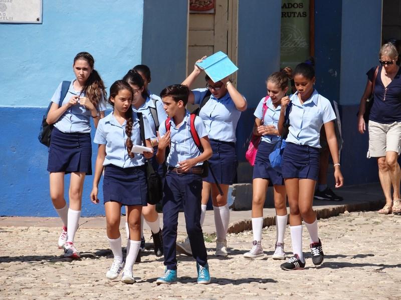 Scolarite Cuba