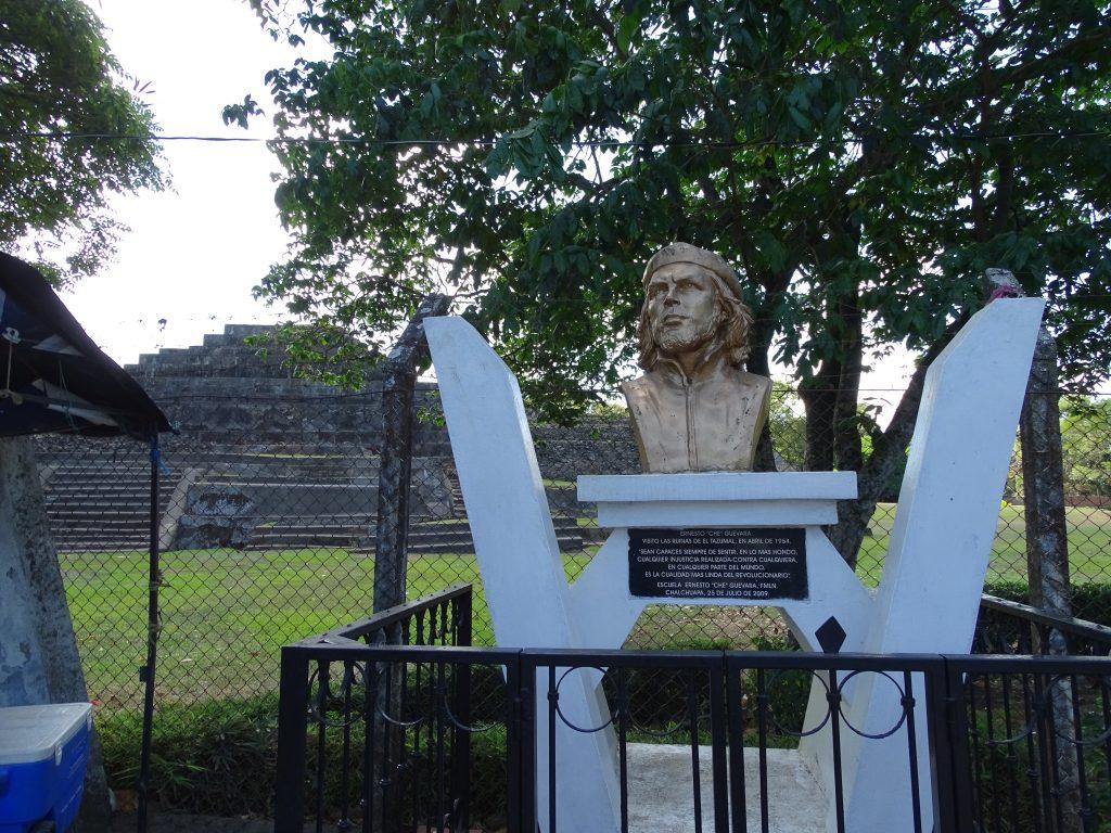 Che Guevara El Salvador