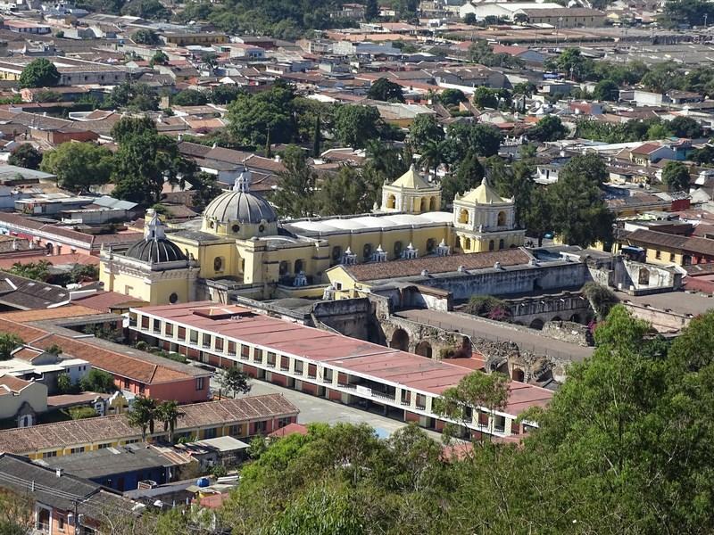 Merced Antigua Guatemala