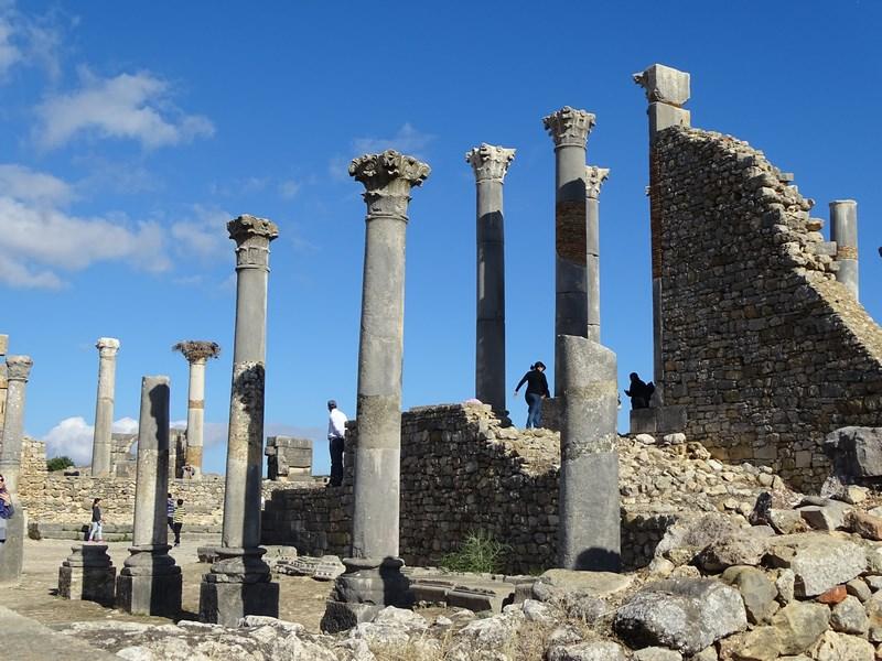 Ruine Volubilis