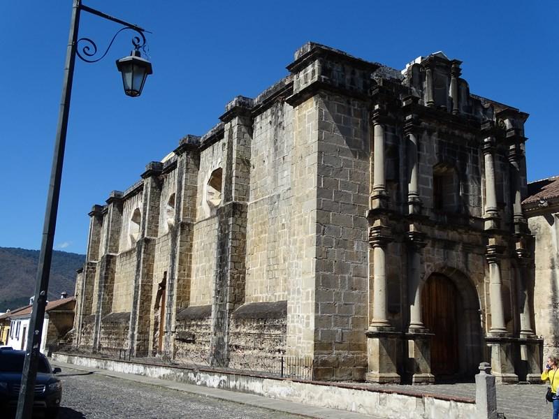 Ruina Biserica Antigua GUatemala