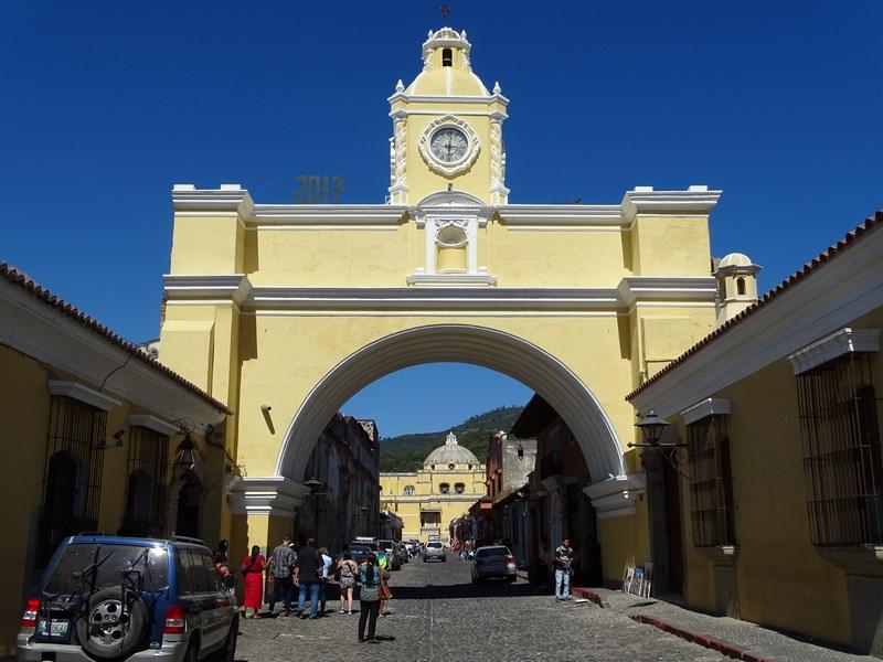 Arc Santa Catalina