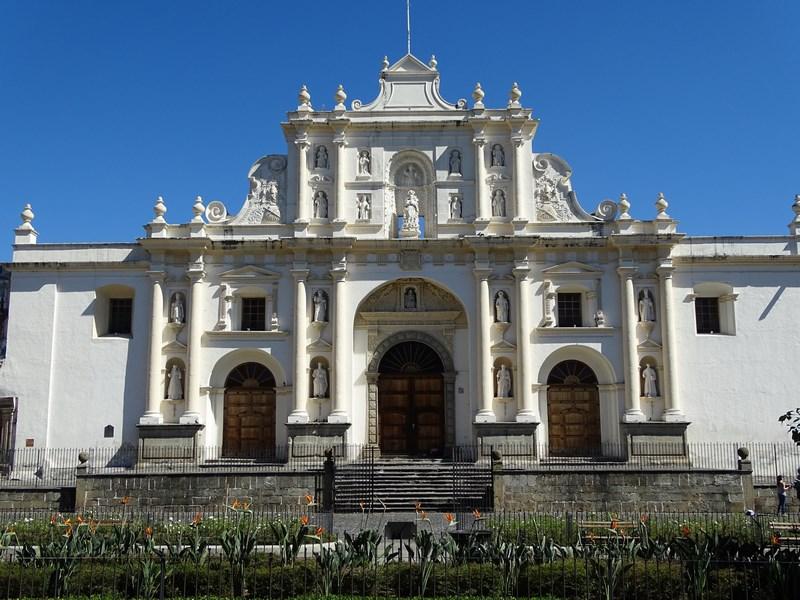 Catedrala Antigua Guatemala