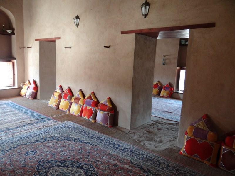 Interior Fort