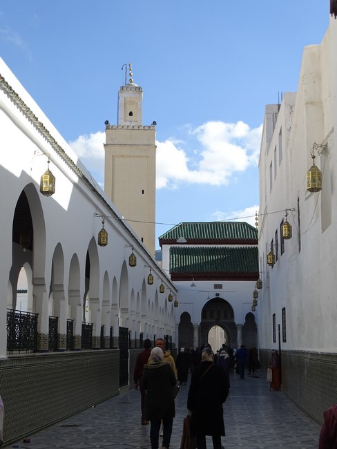 Moschee Moulay Idriss