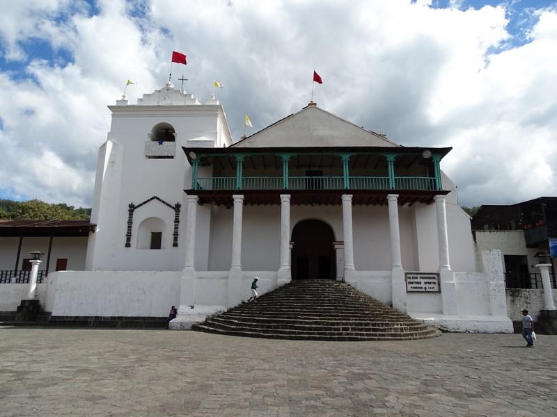 Biserica Santiago Atitlan