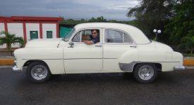 Masina De Epoca Cuba