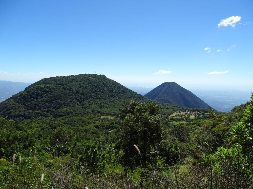 Cerro Verde Izalco El Salvador