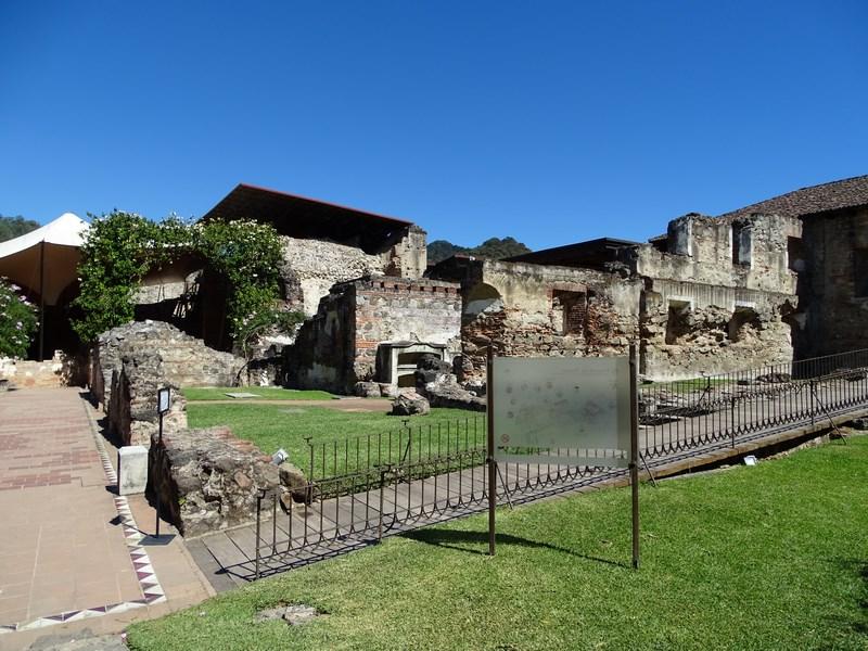 Ruine Santo Domingo