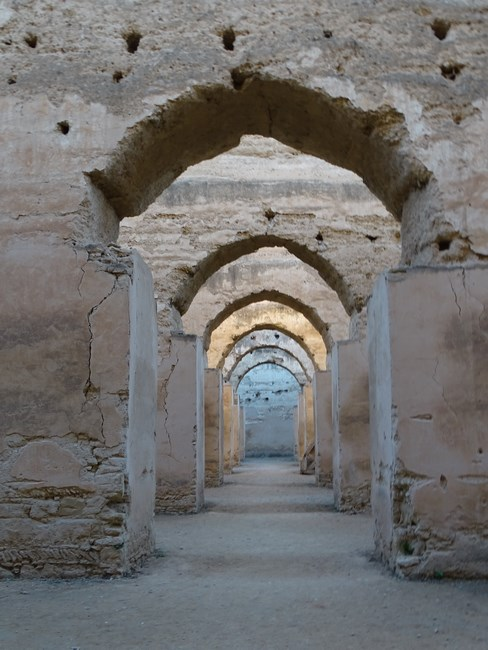 Royal Stables Meknes