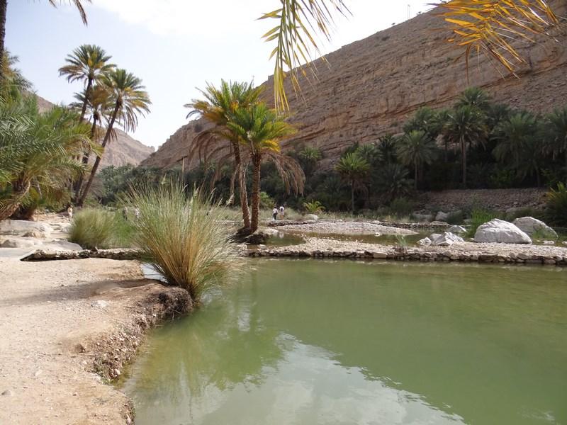 Wadi Bani Khalid Oman Arabia