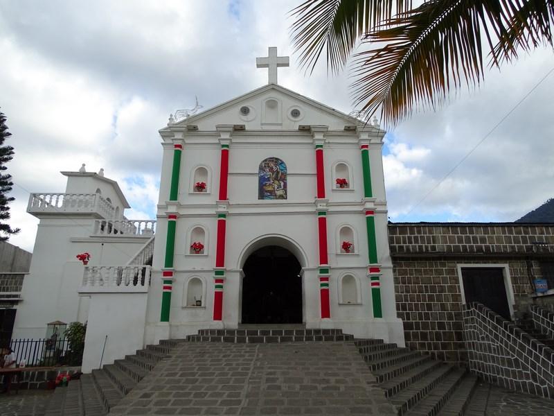 Biserica San Pedro Laguna Atitlan