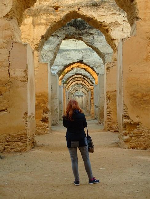Grajdurile Regale Meknes