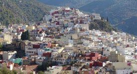 . Moullay Idriss Maroc Langa Fez