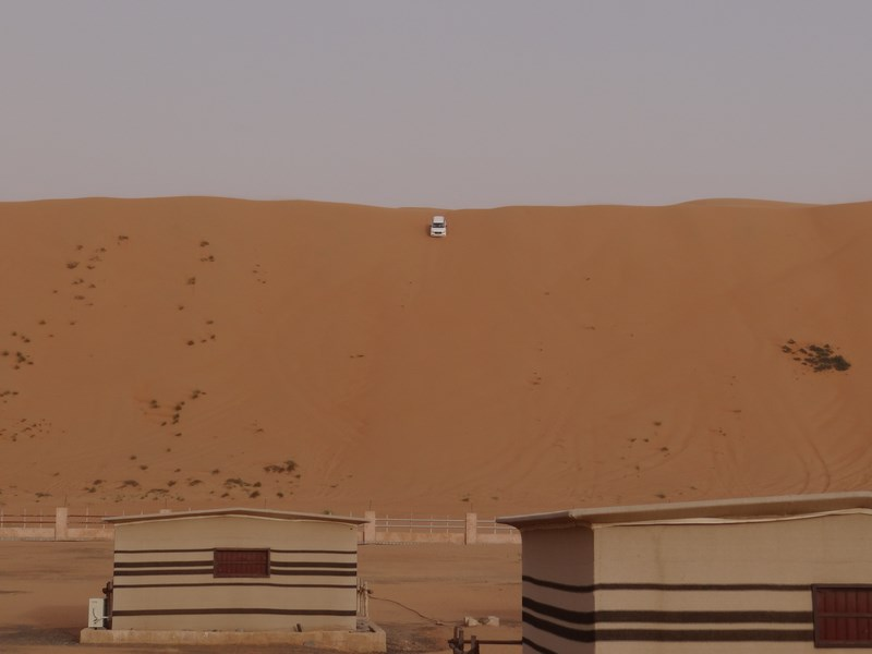 Dune Bashing Oman