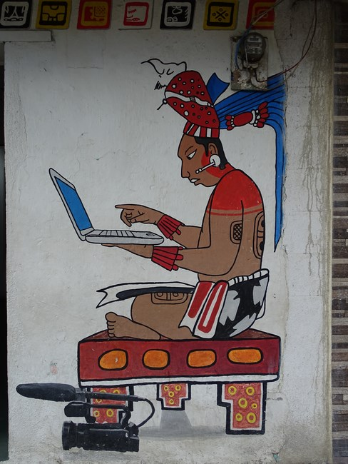 Internet Maya