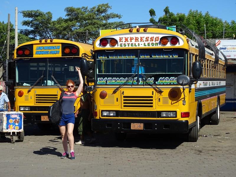 Statie Autobuze Leon