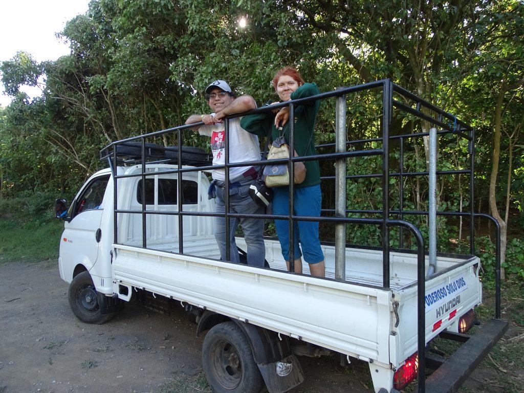 Transport El Salvador