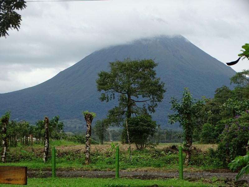 Vulcanul Arenal