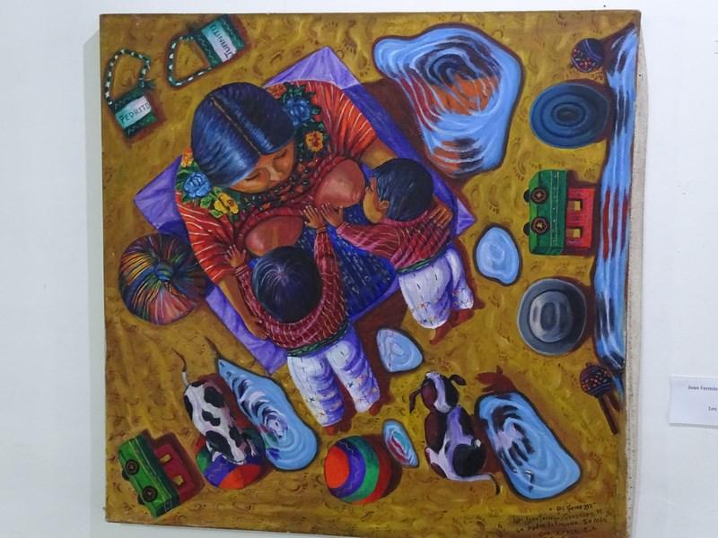 Arta Maya Contemporana
