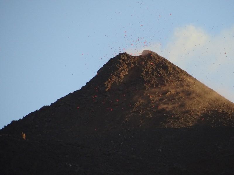 Eruptia Pacaya