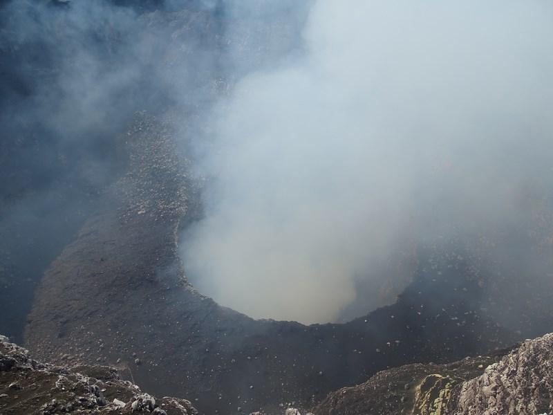 Vulcan In Eruptie