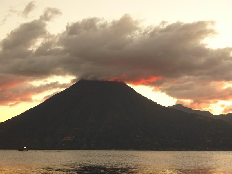 Eruptie Atitlan