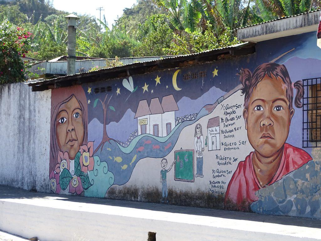 Grafitti El Salvador