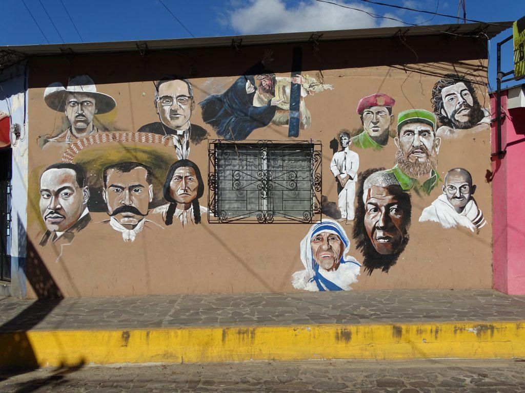 Grafitti Che Guevara