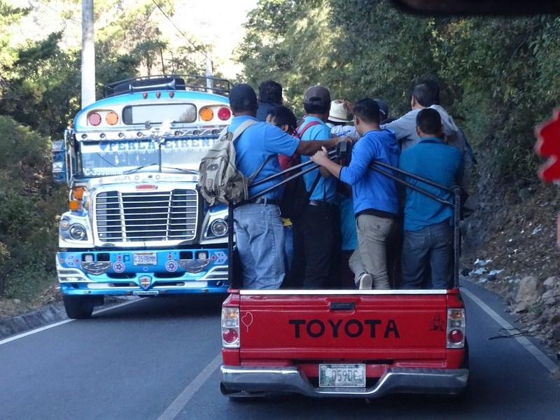Panajachel Antigua Guatemala Shuttle
