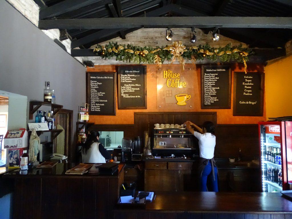 House Of Coffee Ataco Salvador