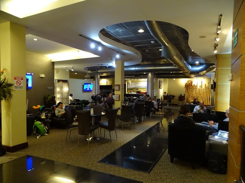 Business Lounge Air France KLM San Jose Costa Rica