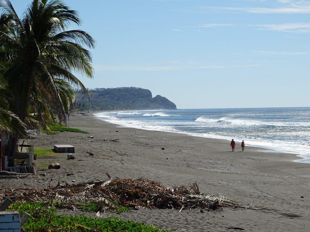Plaja El Salvador