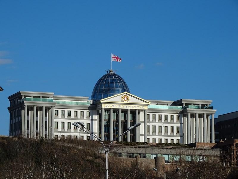 Palat Prezidential Tbilisi Georgia