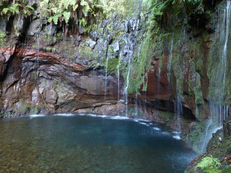 Cascada Madeira