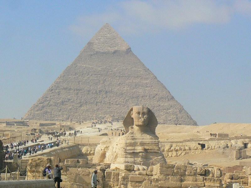 Sfinx Egipt