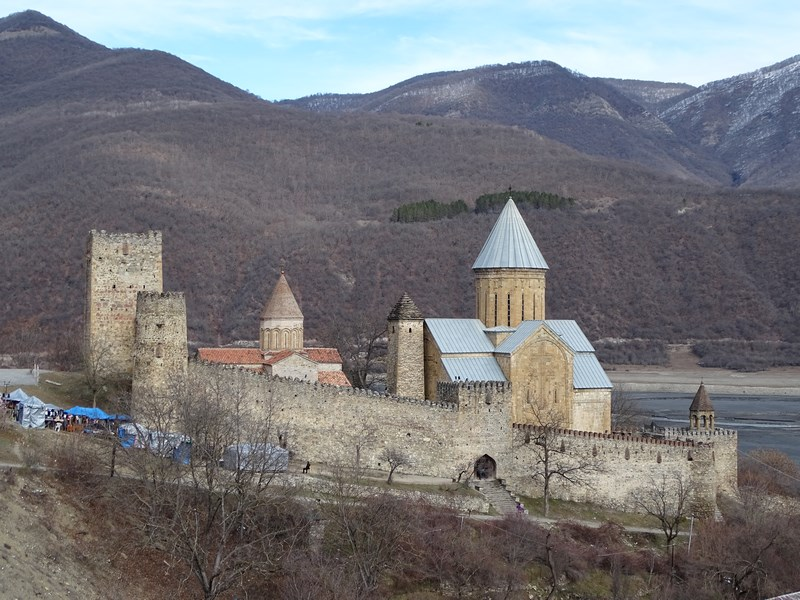 Ananuri Castle Georgia