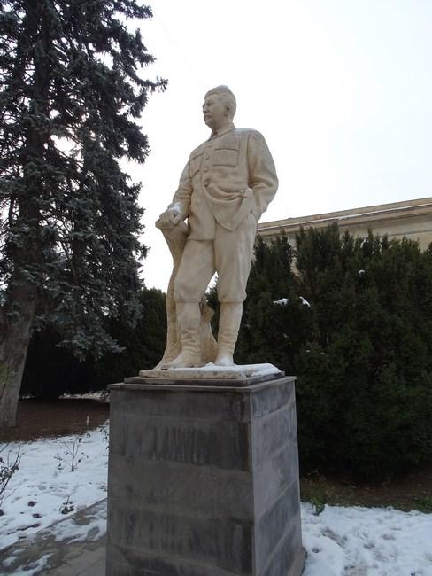 Statuie Stalin