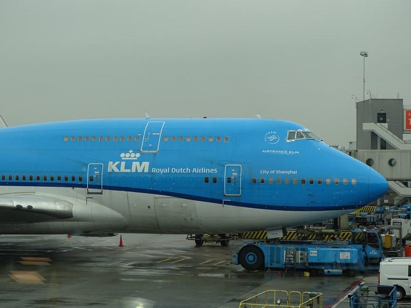 KLM B