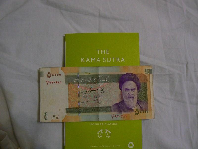 Kama Sutra Teheran