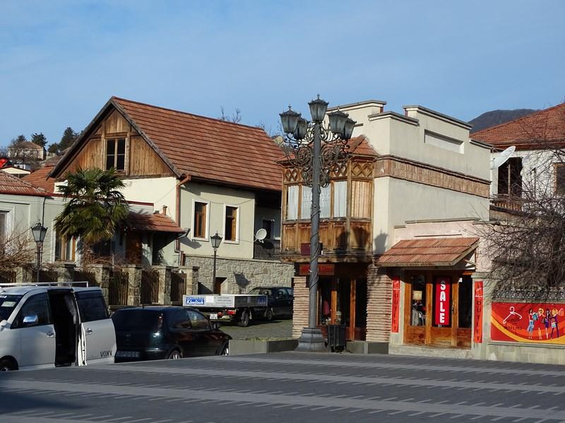 Stradute Oras Georgian