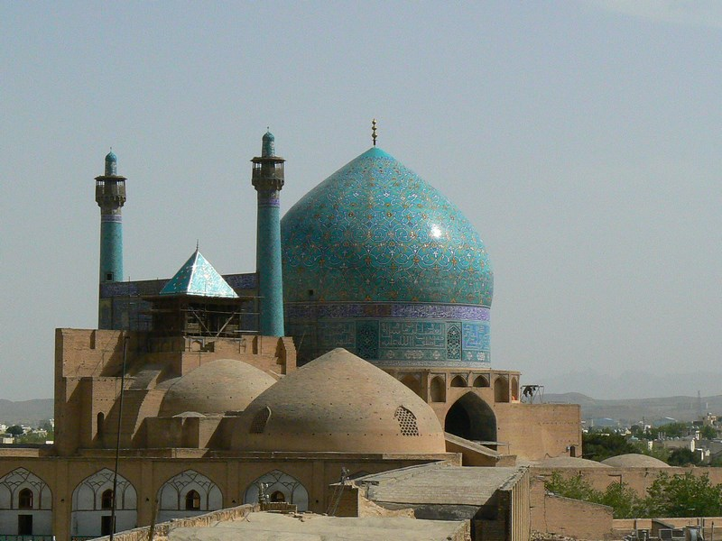 Cupole Isfahan