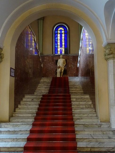 Intrare Muzeu Stalin