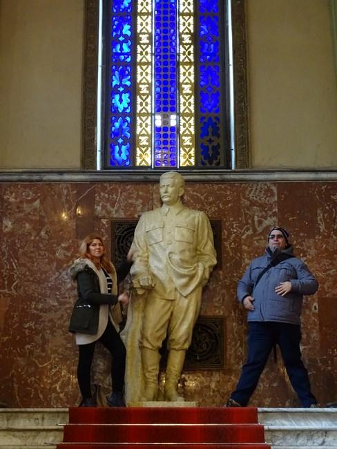 Statuia Stalin