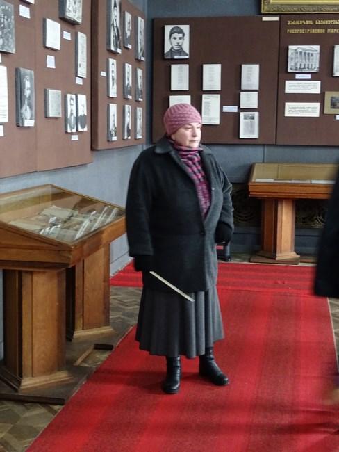 Ghid Muzeu Stalin